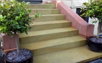 Yorkshire Stone Steps
